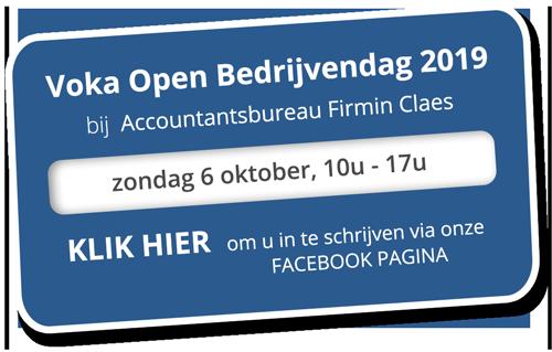 Voka Open Bedrijvendag 2019